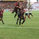 O Vitória fez uma boa campanha no primeiro semestre do ano (Foto: Divulgação)