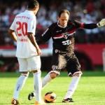 O São Paulo de Rogério Ceni ficou no segundo lugar do ranking (Foto: Divulgação)