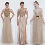Os vestidos são peças nobres e sofisticadas. (Foto:Divulgação)