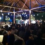 Decoração da festa de Moranguinho e Naldo (Foto: Divulgação)