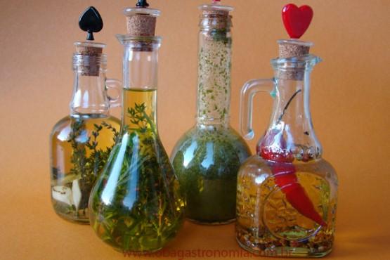 Azeite aromático: como fazer
