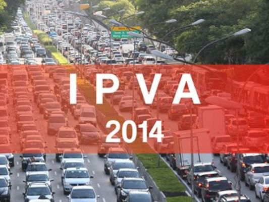 Calendário IPVA 2014