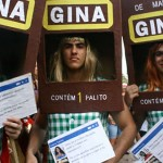 Estão inovaram e são a Gina (Foto: divulgação)