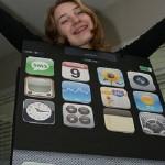 ela é um iPhone (foto: Divulgação)