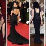 Para as fãs do preto, há muitos vestidos pretos formais que não têm nada de básico (Foto: Divulgação)