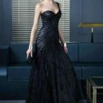 vestido preto para formatura 2014