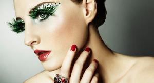 Dicas para a maquiagem não derreter no carnaval.1