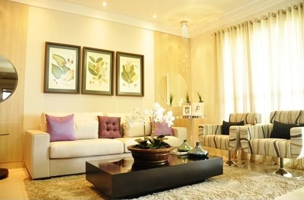 Ideias Para Decorar Sala De Estar ~ 20 ideias para decorar sua sala de estar  MundodasTribos – Todas as