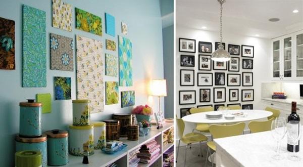 Como Usar Quadros Na Sala De Estar ~ Ideias de como usar quadros na sala de estar (Foto Divulgação)