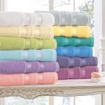 Conjunto de toalhas (Foto: Divulgação)