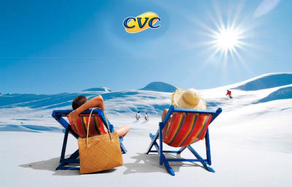 Viagens para o exterior CVC promocionais 2016