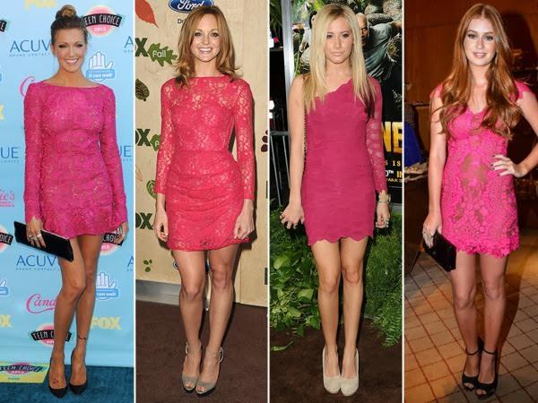 Modelos de vestido de renda 4
