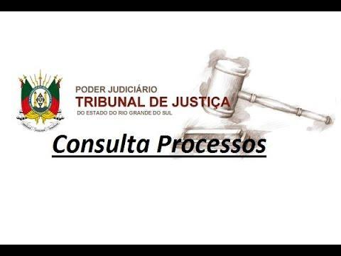 Acompanhamento Processual TJRS – www.tjrs.jus.br