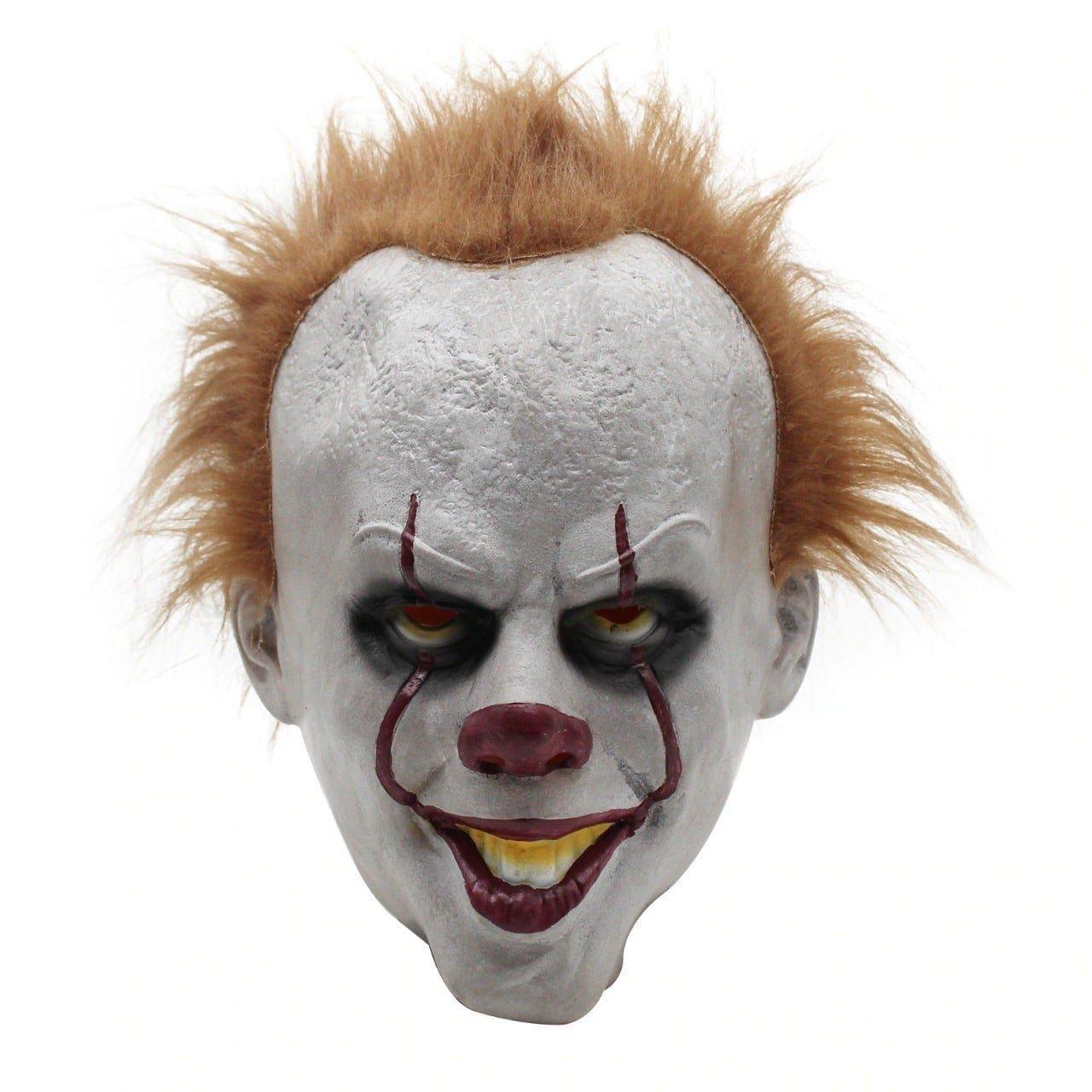 mascara de halloween it a coisa