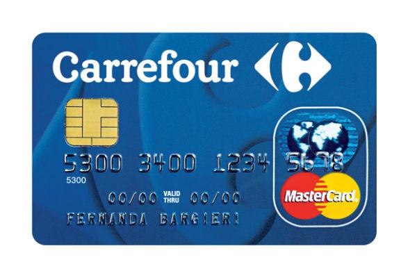 Cartão Carrefour Visa