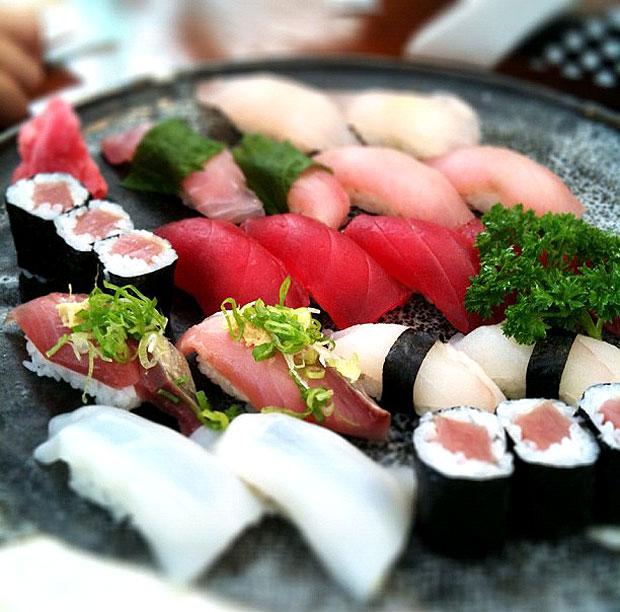Restaurantes de comida japonesa em SP