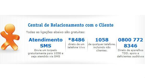 www vivo com br fale conosco