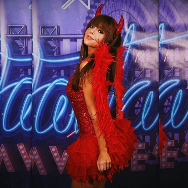 Ideias de fantasias para carnaval diabinha