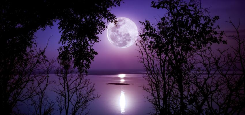 Quais são as quatro fases da lua – Calendário Lunar, Movimentos da Lua, Fotos e Curiosidades