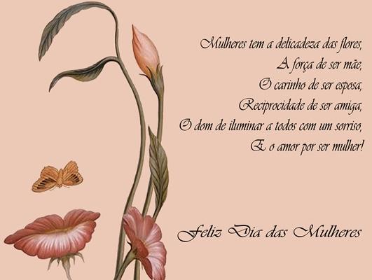 Mensagens Para Dia Internacional Da Mulher