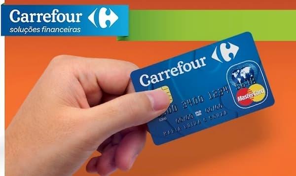 Carrefour 2ª via boleto cartão carrefour