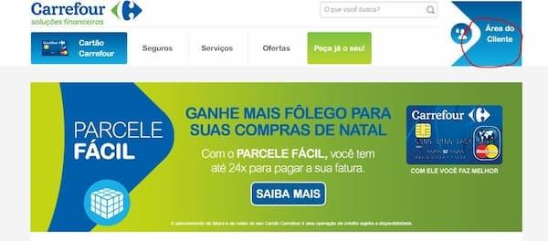 Carrefour 2ª via boleto site carrefour