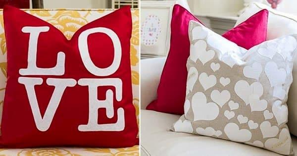 Presentes para namorado almofada com mensagem
