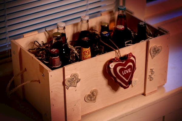 Presentes para namorado kit cerveja artesanal