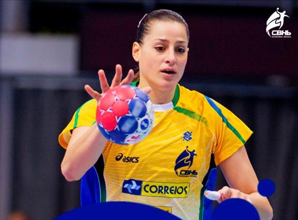 handbol feminino brasil