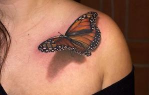 tatuagem 3D - Tatto 3D 2