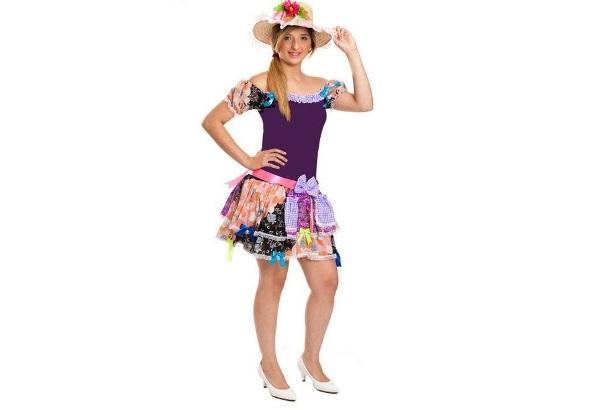 Vestido Caipira Festa Junina Modelos