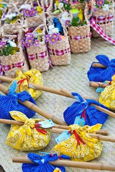Decoração de Festa Junina