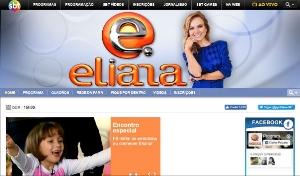 Eliana – Programa SBT