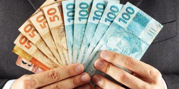 Leque de dinheiro