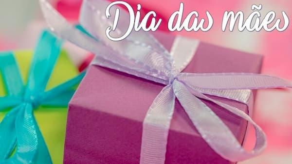Mensagens para Dia das Mães presente colorido (1)