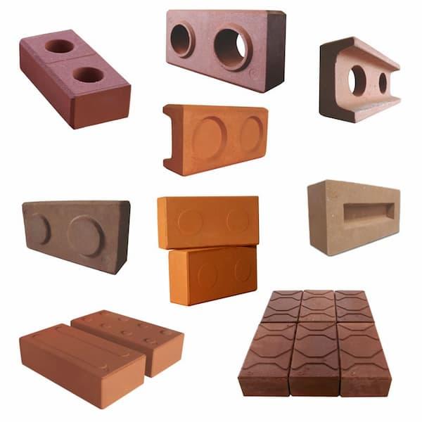 tipos de tijolos ecologicos