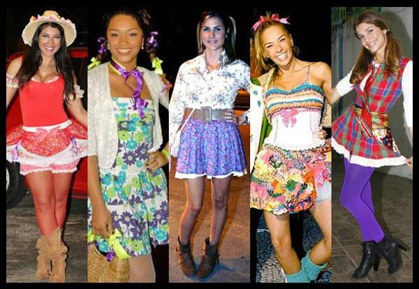 Fotos de Vestido de Festa Junina