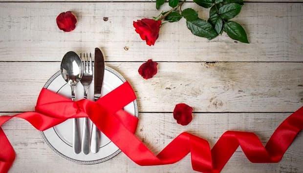 Almoço do Dia dos Namorados