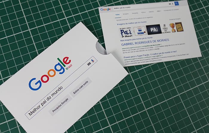 Cartão de Dia dos Pais google 2