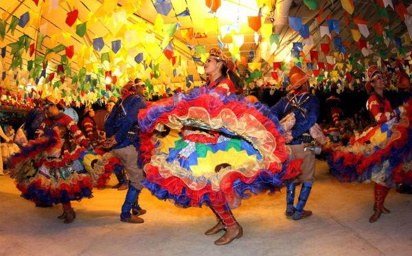 Festas juninas no Nordeste 2017