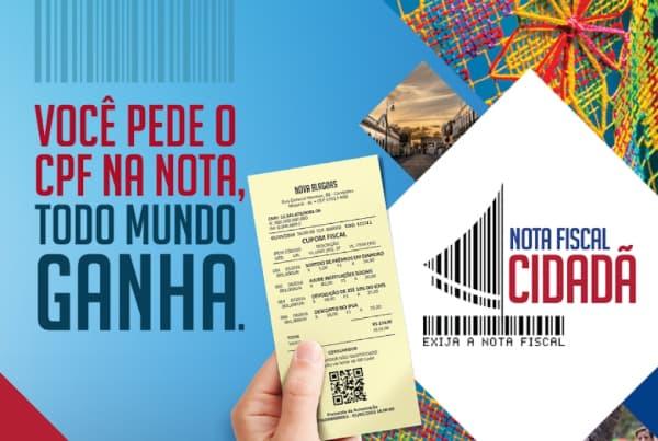 Nota Fiscal Alagoana: Cadastro, Consulta de Créditos, Sorteios
