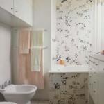 Lavabos são espaços íntimos, apesar de serem dedicados principalmente às visitas.(foto: divulgação)