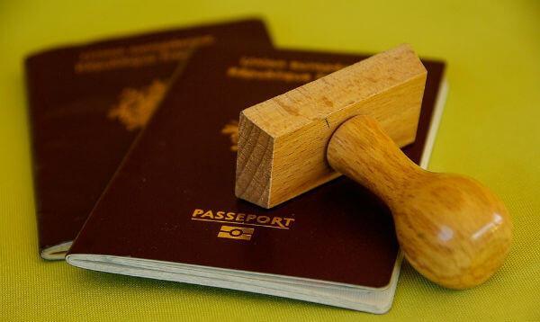 Agendar Passaporte 1