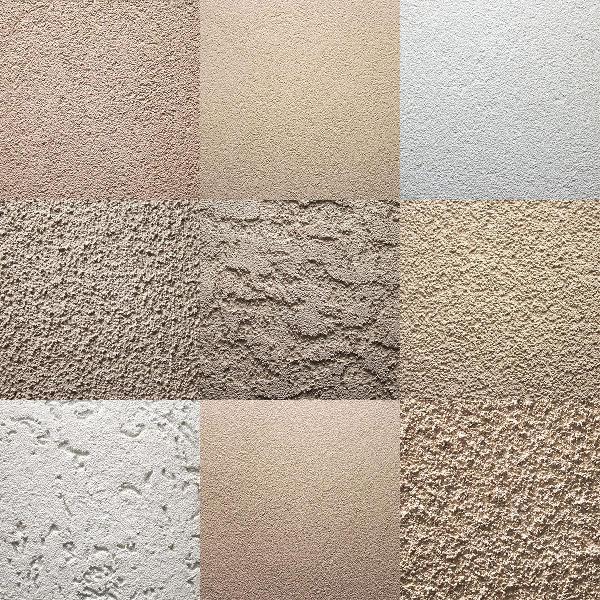Contrast Between Stone And Plaster Finish: Passo A Passo Para Fazer Textura Em Paredes