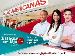 Enviar currículo para lojas americanas 2