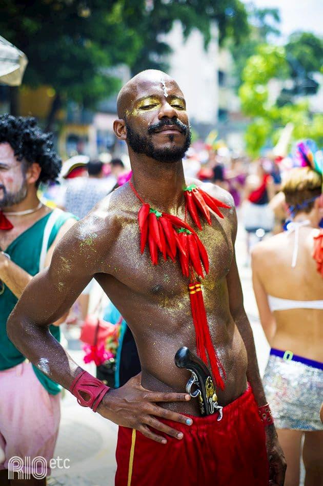 fantasia de carnaval para homem cangaceiro