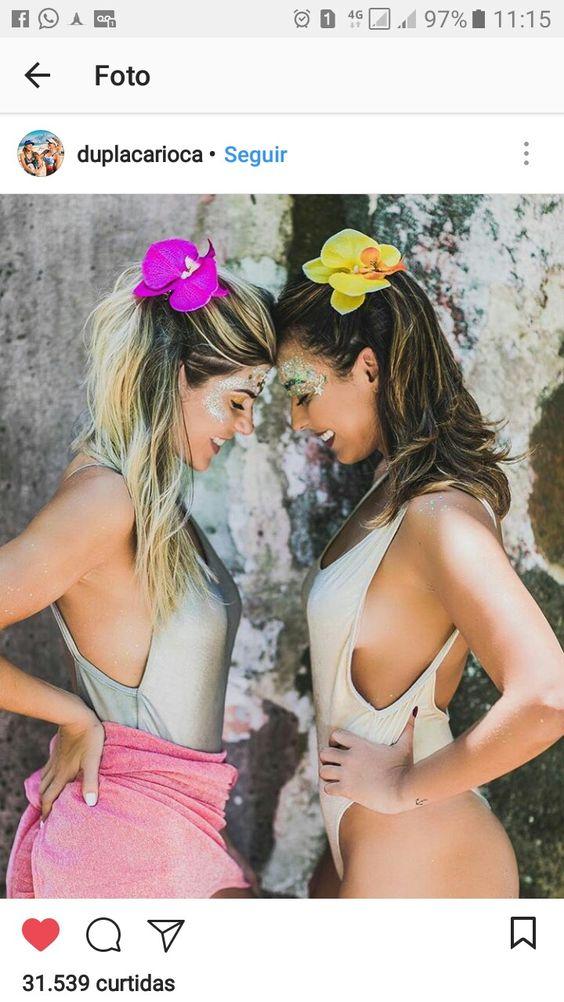 fantasia feminina de carnaval para amigas