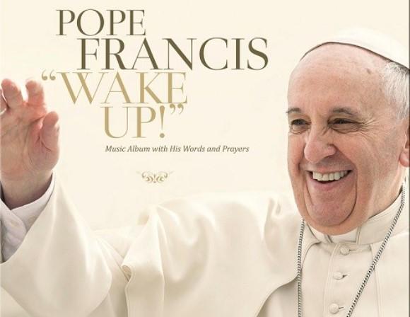 Capa do disco do Papa Francisco.