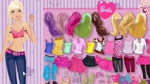 Jogos da Barbie- Barbie Girls Códigos e Comentários