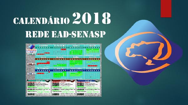 SENASP/ PRONASCI Bolsa Formação 2018 EAD: Cadastro, Consulta, Beneficiados